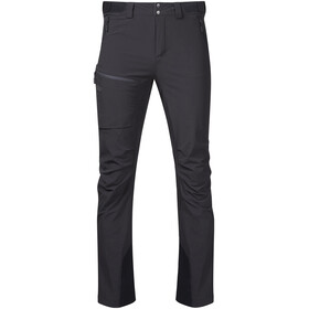 Bergans M's Breheimen Softshell Pants Solid Charcoal/Solid Dark Grey